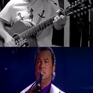 """Memphis"" Music News: Sammy Hagar, Little Stevie Segal, and Zeno's Paradox"
