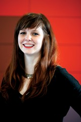 Lauren Kennedy - JUSTIN FOX BURKS