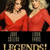 Catfight!!! Joan Collins and Linda Evans Get It On One More Time.