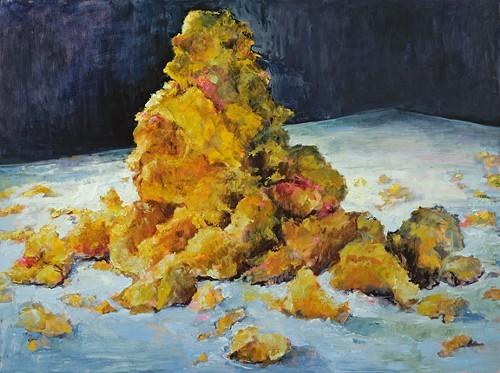 (Leslie Holt, Cakescape II (mound)