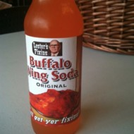 Lester's Fixins Buffalo Wing Soda