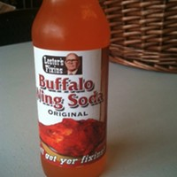 Lester's Fixins Buffalo Wing Soda