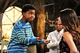 Lil' P-Nut as Louie in The Haunted Hathaways.