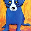 """Blue Dog"" Exhibit Comes to the Dixon"