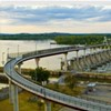 Little Rock's River Trail and Big Dam Bridge Worth a Trip