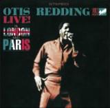 LIVE IN LONDON AND PARIS - OTIS REDDING - (STAX)