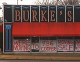 PHOTO: BURKESBOOKS.COM - Love books? Buy 'em at a discount before Burke's closes its Poplar location on Wednesday. Then help move 'em to Burke's new Cooper-Young store.
