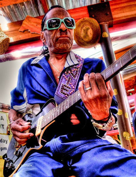"Mabon ""Teenie"" Hodges - PHOTO: GLEN BROWN"