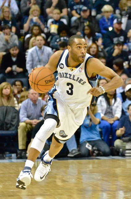 Man of the Match: Reserve shooter Wayne Ellington