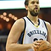 Recap: Gasol Hurts Knee, Basketball Game Also Happens