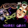 mardi gras at the botanic gardens