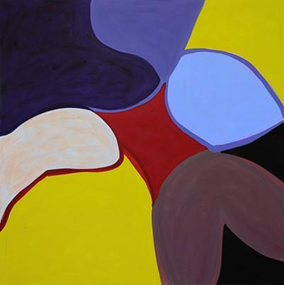 Marina Adams' Four Worlds