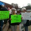 Mason YMCA Members Protest Closing