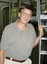 BY SIMONE WILSON - Master brewer Chuck Skypeck