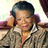 Maya Angelou at the Cannon Center