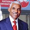 Mayor Wharton To Get Burgess Award at DNC
