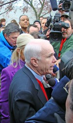 McCain in N.H. - JB