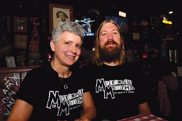 Meanwhile in Memphis directors Nan Hackman and Robert Allen Parker
