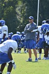 Meet the new boss: Justin Fuente