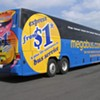 Megabus: Nashville on the Cheap