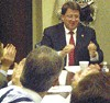 Memphian Mark Norris, the GOP's new majority leader.