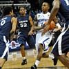 Memphis Beats Xavier, 72-68