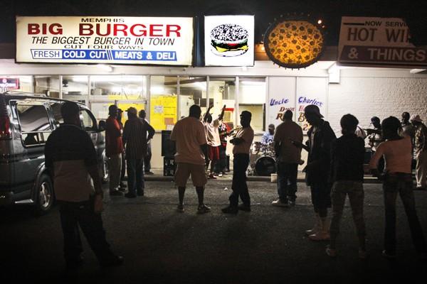Memphis Big Burger on Hollywood