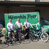 Memphis Flyer Wins Third Place on Bike to Work Day