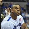 Memphis Tigers' Big Man Not So Big Anymore