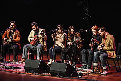 Memphis Ukulele Band