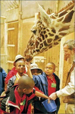 "Memphis Zoo, 1st place: ""Best Family Entertainment"" - JUSTIN FOX BURKS"