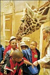 "Memphis Zoo, 1st place: ""Best Family Entertainment"""