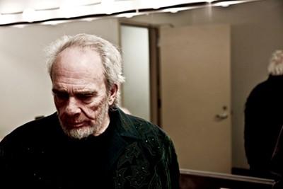 Merle Haggard - TRAVIS HUGGETT