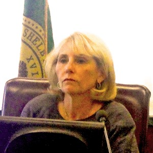 Metro Commission chair Julie Ellis - JB
