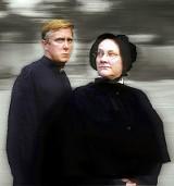 Michael Gravois and Ann Marie Hall