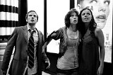Michael StahlDavid, Lizzy Caplan, and Jessica Lucas