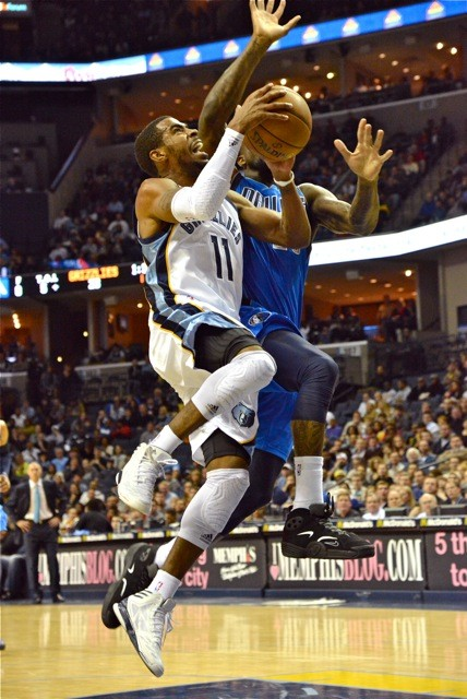 Mike Conley didnt shoot well, but his fine floor-game was a key to victory.