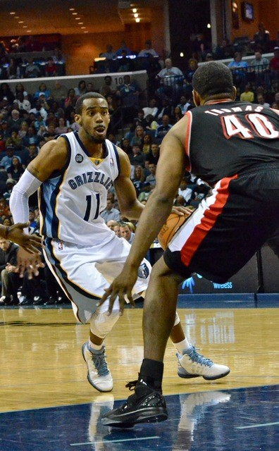 Mike Conley got a little bit of extra rest, and he appreciated it.
