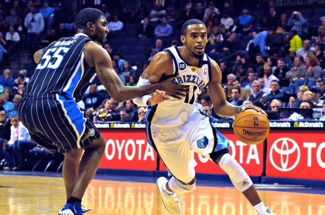 Mike Conley, like his team, was just good enough to beat a depleted Magic squad.