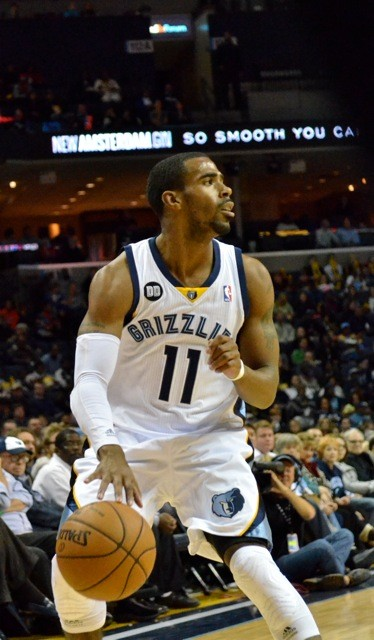 Mike Conley: Man of the Weekend