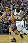Mike Conley quietly outplayed Steve Nash as the Griz zipped past the Suns.