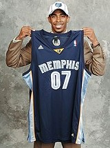 Mike Conley: Starting point guard?