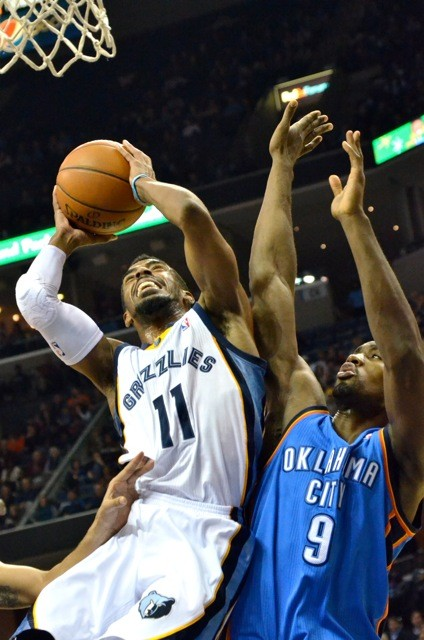 Mike Conleys incredible play has kept the Grizzlies afloat through this seasons rough patches.