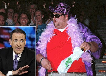 Does Huckabee's Son Pose a Threat to His Political Ambitions?
