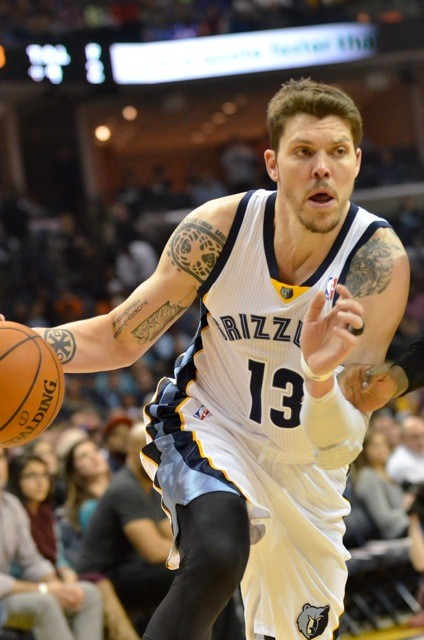 Mike Miller had a season-high 19 points against the Knicks.