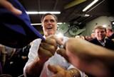 REUTERS | BRIAN SNYDER - Mitt Romney