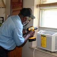 MLGW Installing Free Air-Conditioning Units For Senior Citizens