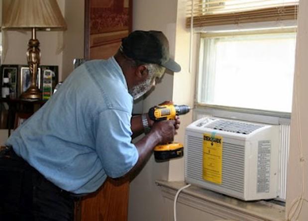 Mlgw Installing Free Air