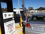 MLGW will build a new CNG station in 2015.