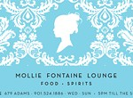 Mollie Fontaine Lounge